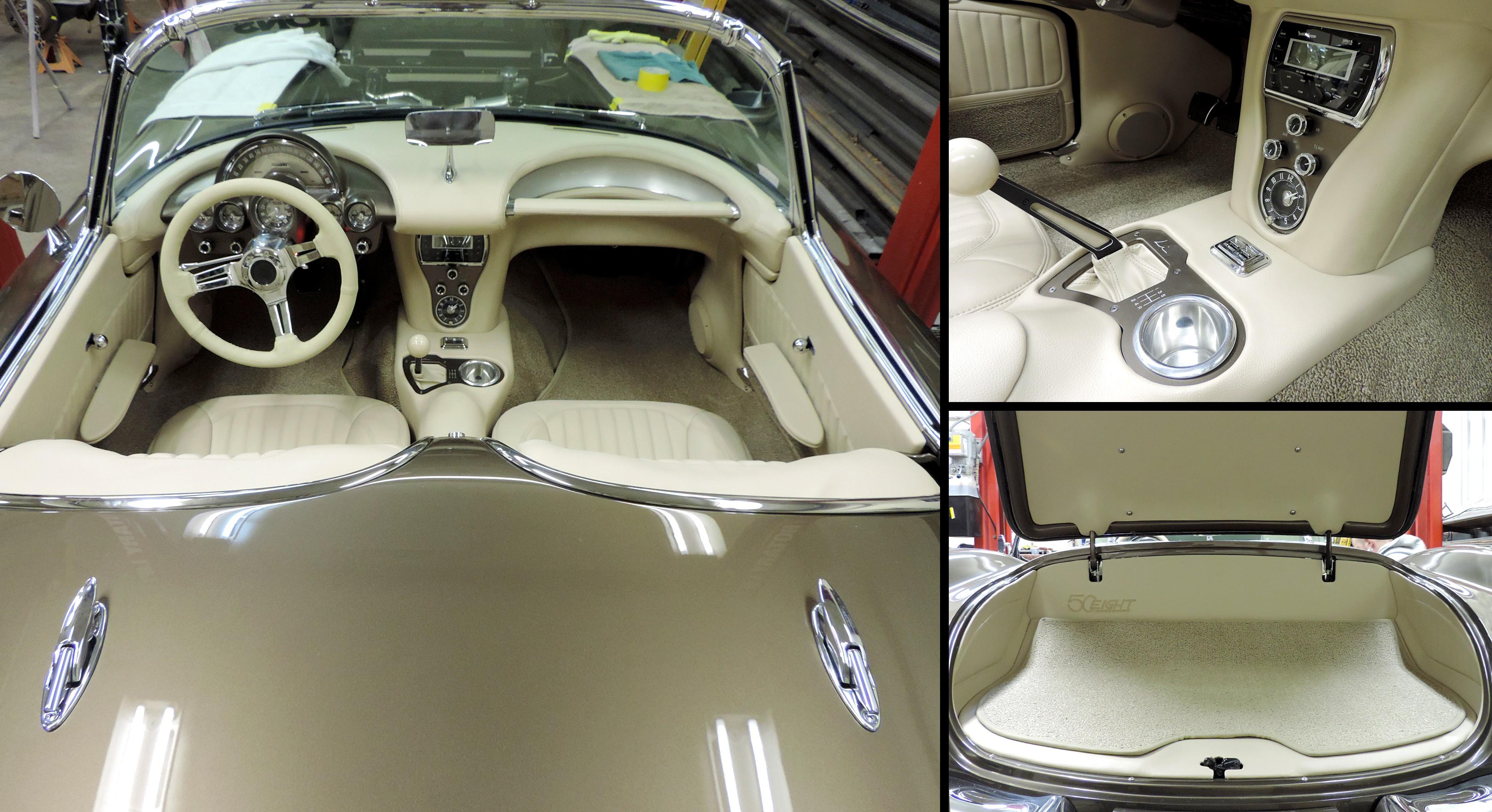 Stitch & Stereo - 50Eight Corvette