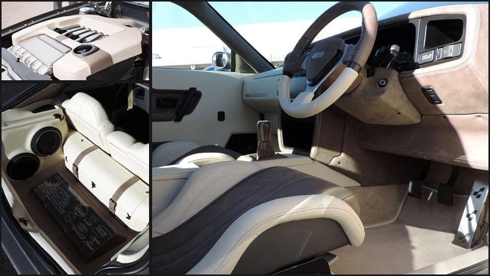 Stitch & Stereo - Premium Corrado Interior